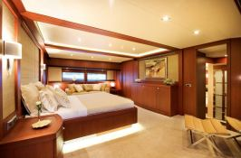 Sunkiss  Nedship Yacht 33M Interior 3
