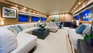 Asha  Maiora Yacht 28M Interior 1