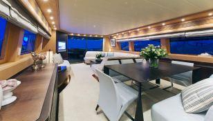 Asha  Maiora Yacht 28M Interior 2