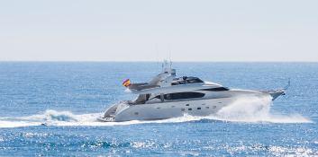 Seven C Maiora Yacht 28M Exterior 2