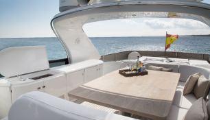 Seven C  Maiora Yacht 28M Exterior 5