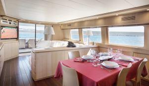 Seven C  Maiora Yacht 28M Interior 8