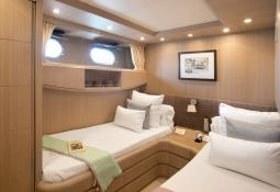 Seven C Maiora Yacht 28M Interior 12