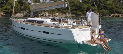 Dufour 460 with Watermaker Exterior 5