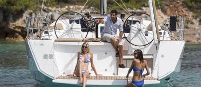 Dufour 460 Dufour Yachts Exterior 6