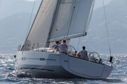 Dufour 460 with Watermaker Exterior 2