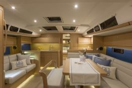 Dufour 460 with Watermaker Interior 0