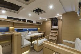 Dufour 460 with Watermaker Interior 1