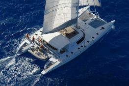 Lone Star   Catamaran 85 Exterior 1