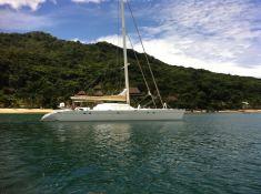 Lone Star   Catamaran 85 Exterior 2