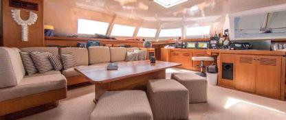Lone Star   Catamaran 85 Interior 1