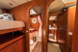 LONESTAR    Catamaran 85 Interior 3