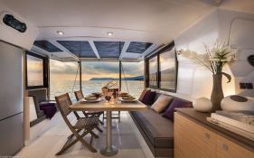 Bali 4.0 Catana Catamaran Interior 1