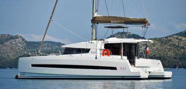 Bali 4.0 Catana Catamaran Exterior 5