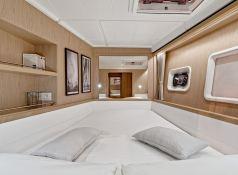 Lagoon 39 catamaran cabin
