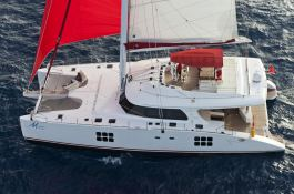 Muse Sunreef Catamaran Sail 70' Exterior 2