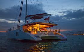 Muse  Sunreef Catamaran Sail 70' Exterior 3