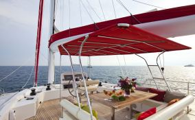 Muse Sunreef Catamaran Sail 70' Exterior 4