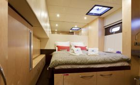 Muse Sunreef Catamaran Sail 70' Interior 3
