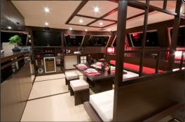 Seazen II Sunreef Catamaran Sail 70' Interior 0