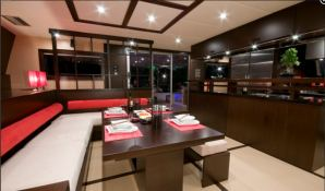 Seazen II Sunreef Catamaran Sail 70' Interior 1