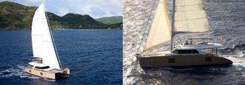 Seazen II Sunreef Catamaran Sail 70' Exterior 1