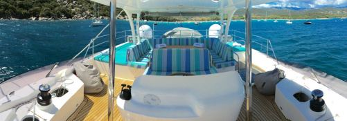Anini Sunreef Catamaran Sail 70' Interior 5