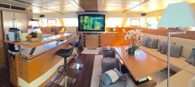 Anini  Sunreef Catamaran Sail 70' Interior 7