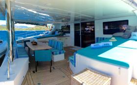 Anini Sunreef Catamaran Sail 70' Interior 2