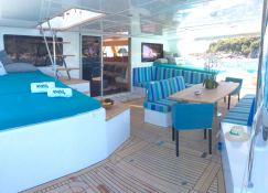 Anini  Sunreef Catamaran Sail 70' Interior 4