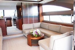 Princess P 64 Princess Yachts Interior 1