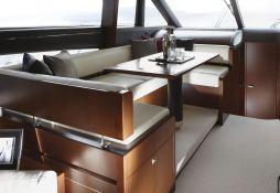 Princess P 60 Princess Yachts Interior 5