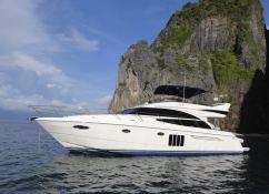 Princess P 60 Princess Yachts Exterior 2