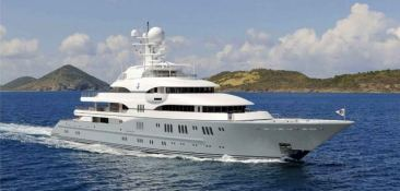 TV (ex MadSummmer) Lurssen Yacht 78M Exterior 1