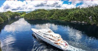 TV (ex MadSummmer) Lurssen Yacht 78M Exterior 4