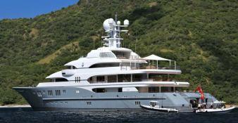 TV (ex MadSummmer) Lurssen Yacht 78M Exterior 5