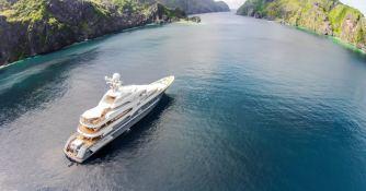 TV (ex MadSummmer) Lurssen Yacht 78M Exterior 2