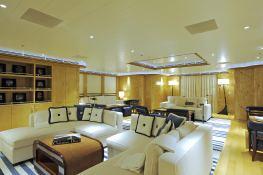 TV (ex MadSummmer) Lurssen Yacht 78M Interior 3