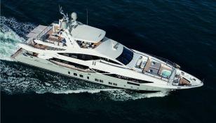 H Benetti Yacht 43M Exterior 2