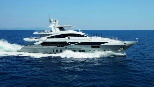 H Benetti Yacht 43M Exterior 3