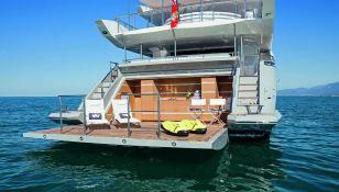 H Benetti Yacht 43M Exterior 4