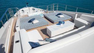 H Benetti Yacht 43M Interior 2