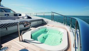 H Benetti Yacht 43M Interior 3