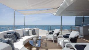 H Benetti Yacht 43M Interior 1