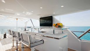 H Benetti Yacht 43M Interior 4