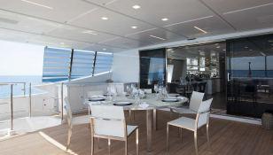 H Benetti Yacht 43M Interior 7