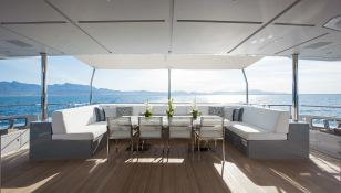 H Benetti Yacht 43M Interior 6