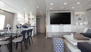 H Benetti Yacht 43M Interior 9