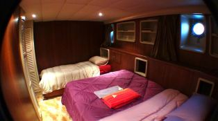 Ketch 29M Interior 4
