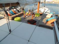 Ketch  29M  Interior 1